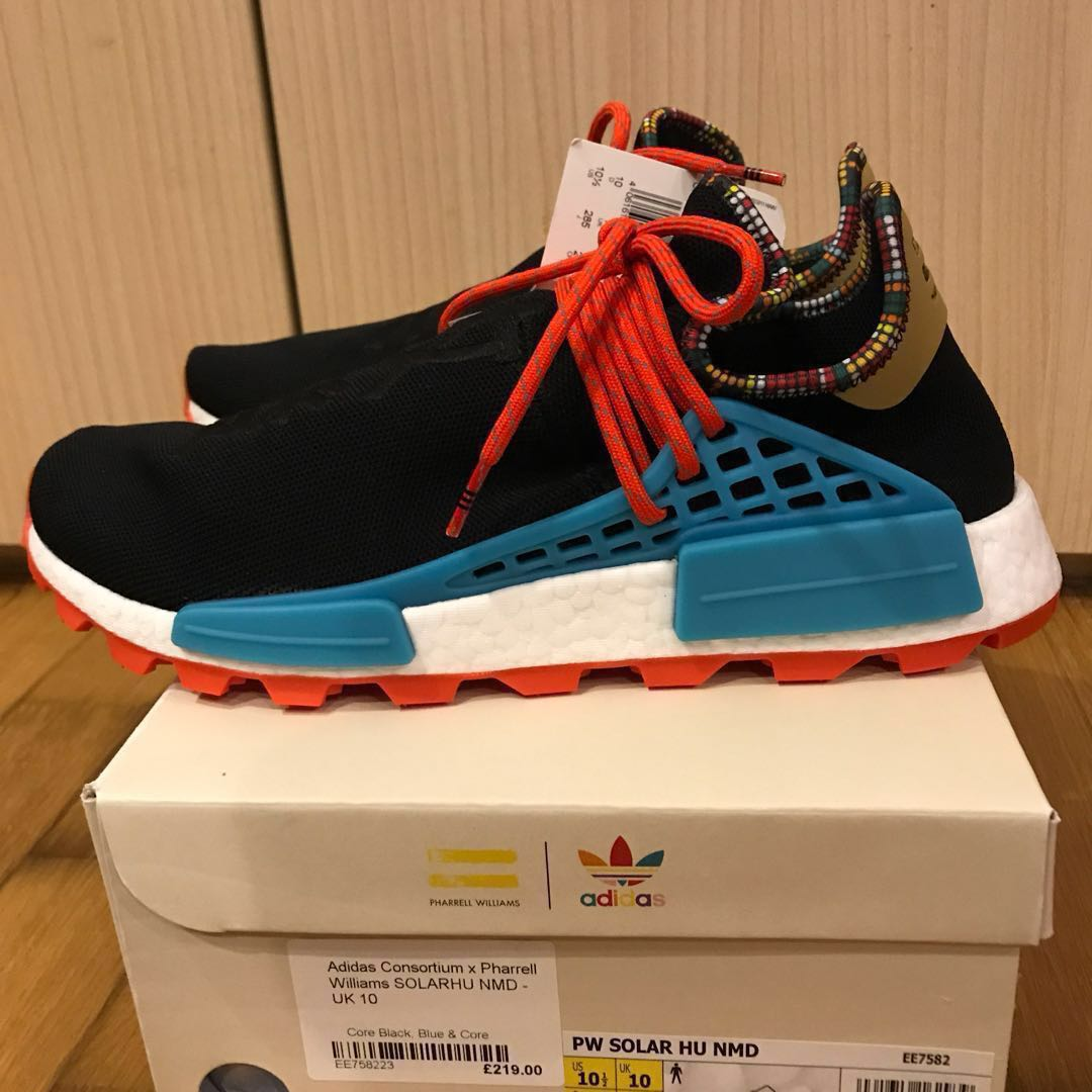6dff77645 Brand new Adidas NMD human race x Pharrell Williams