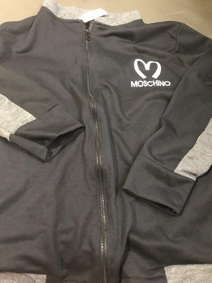 Brand new size small 6/8 ladies thin jacket moschino