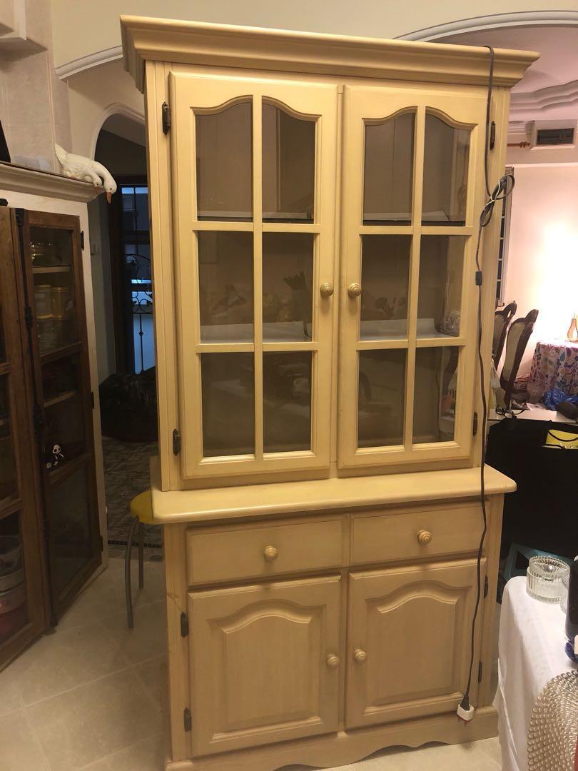 Buffet Hutch Kitchen Furniture