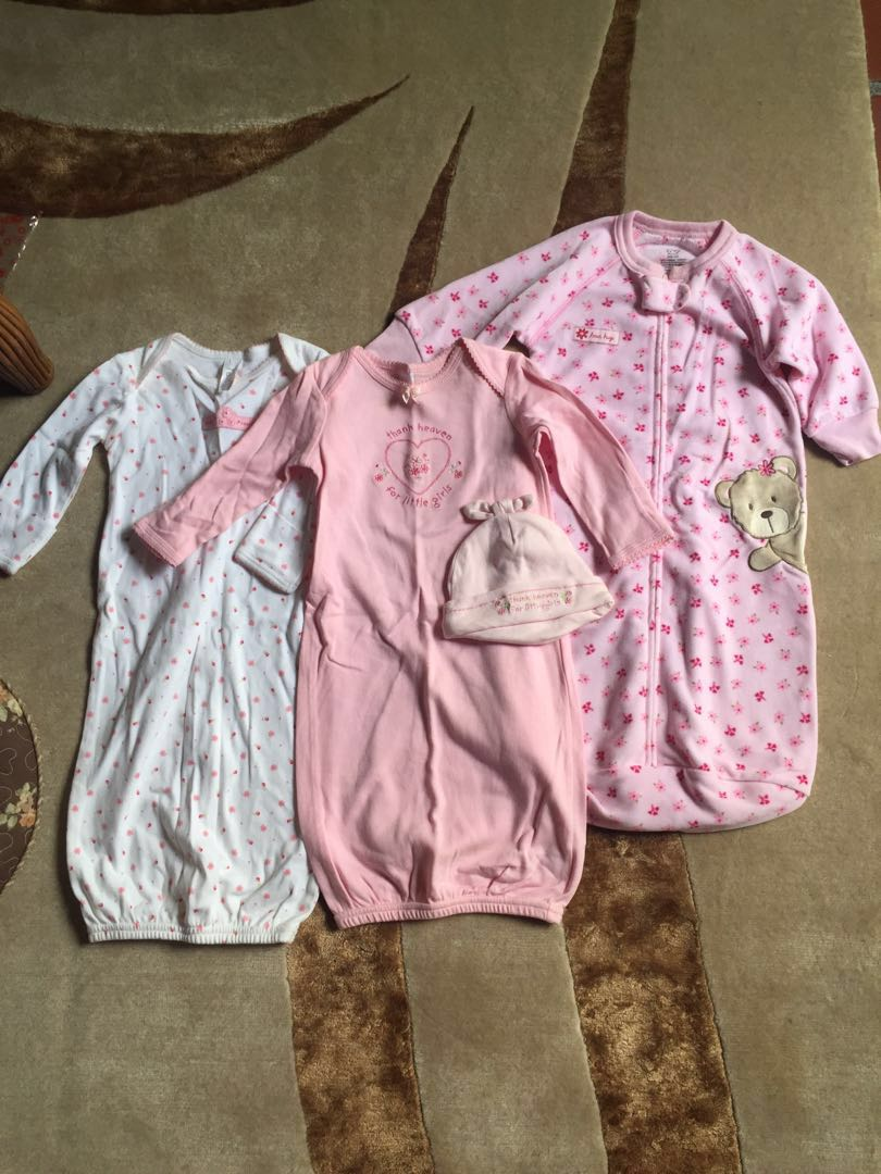 758545154 Carter s baby girl set