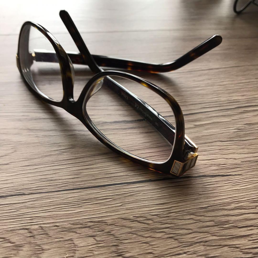 Chloe Prescription Eyeglasses Tortoise Shell