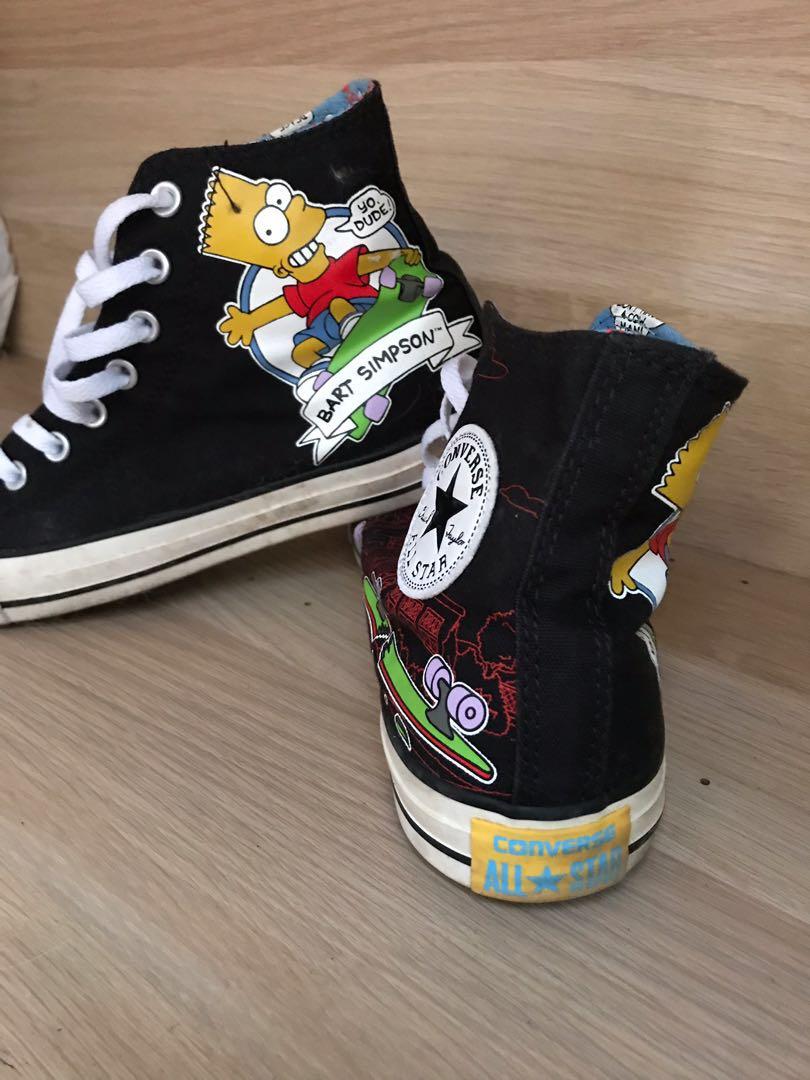 1c1bf1578ef4 Converse Chuck Taylor - Bart Simpson s Series