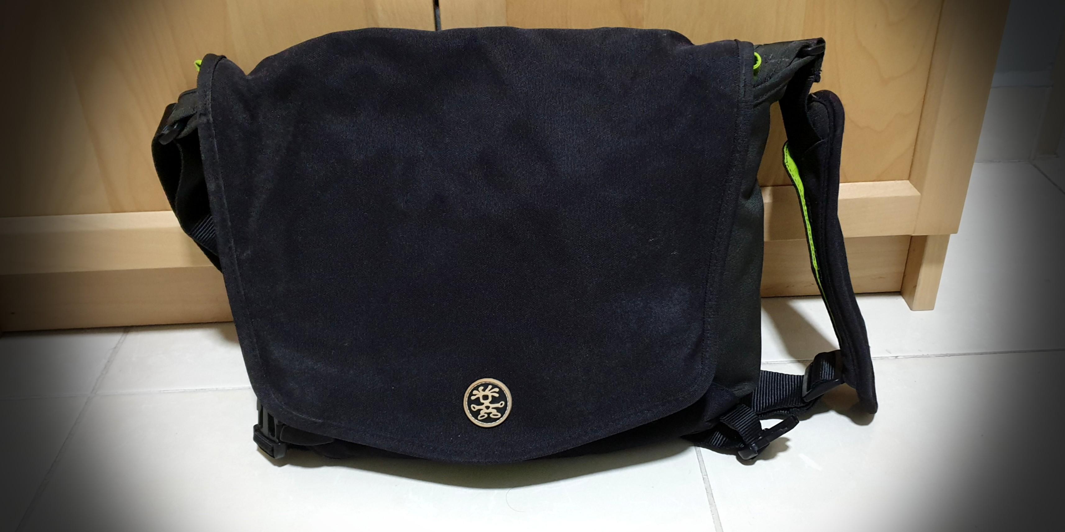 94b84f3c228e Crumpler Messenger Bag, Men's Fashion, Bags & Wallets, Sling Bags on ...