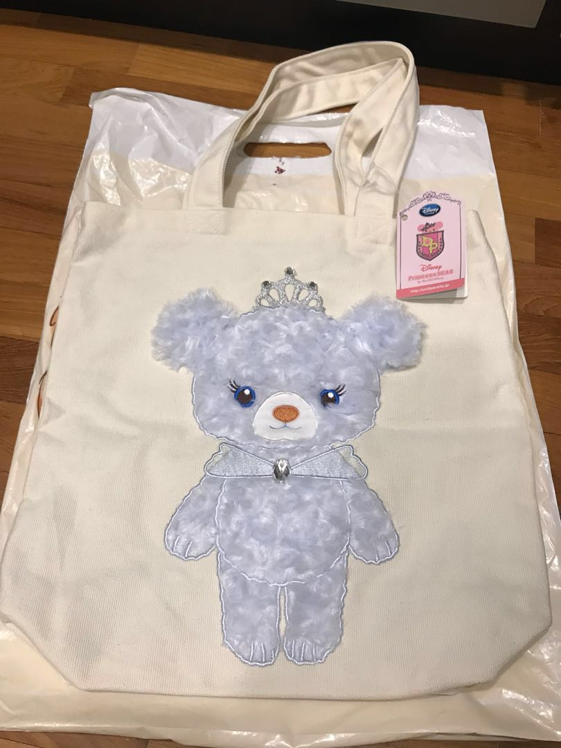 83baac24dc Disney Bear University Tote Bag