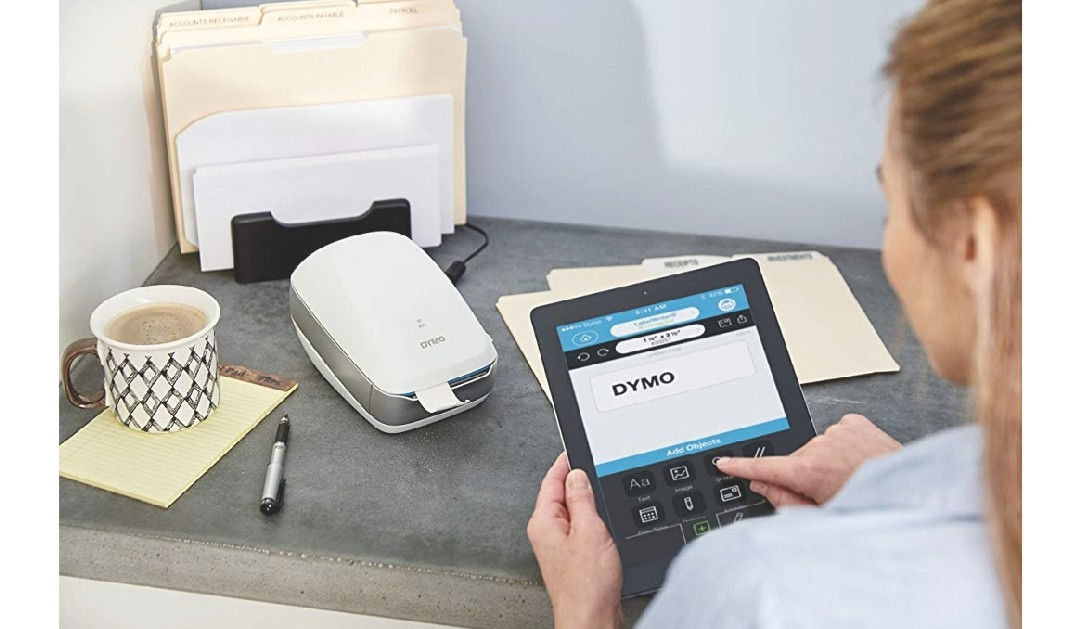 DYMO LabelWriter Wireless Printer, White