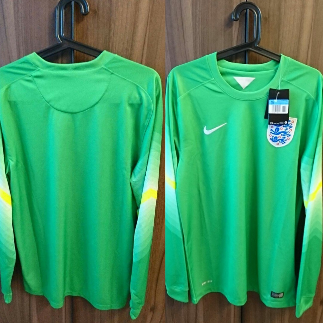 England World Cup 2014 Nike Goalkeepers Kit Sports Sports Apparel