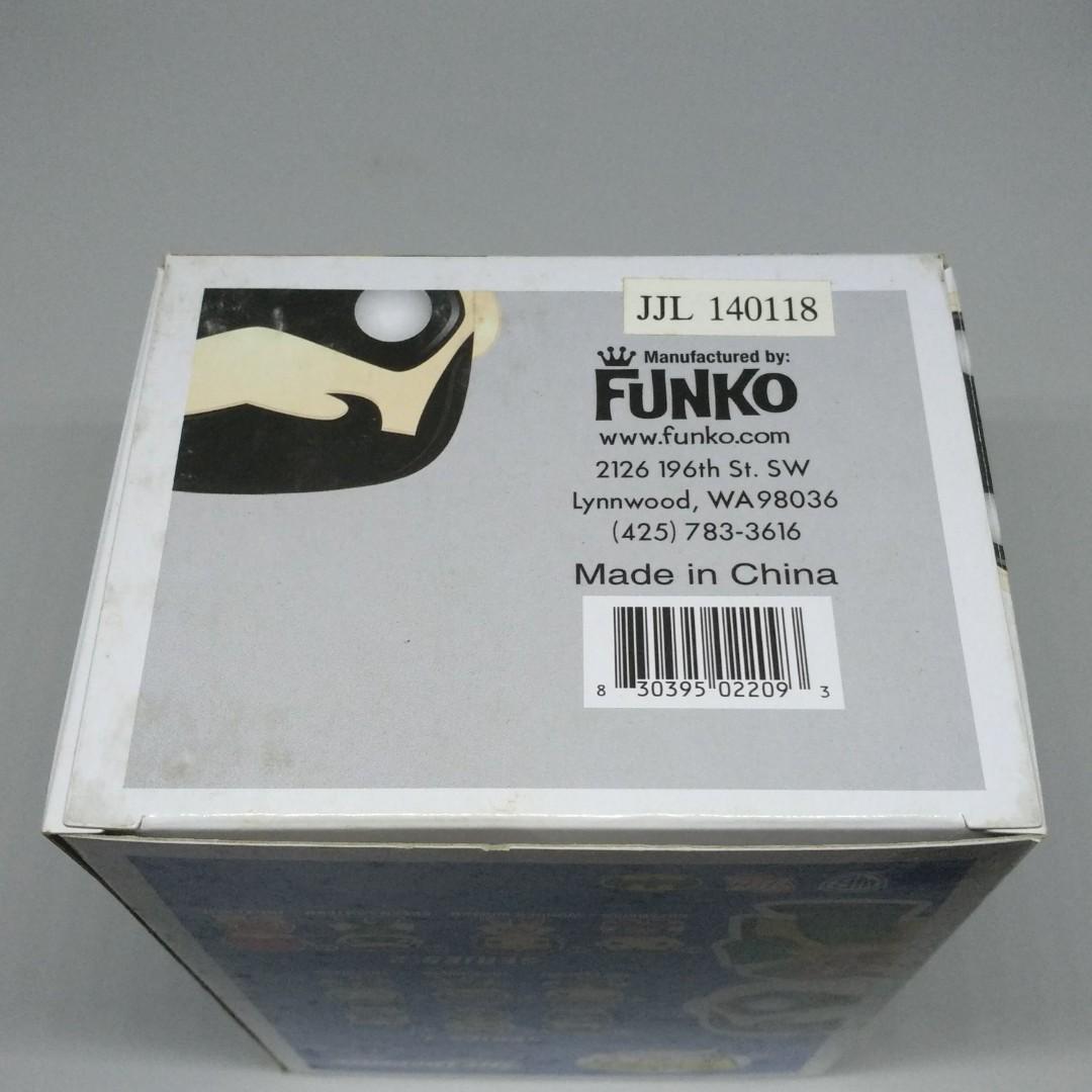 FUNKO POP! ROBIN CHASE OG BOX