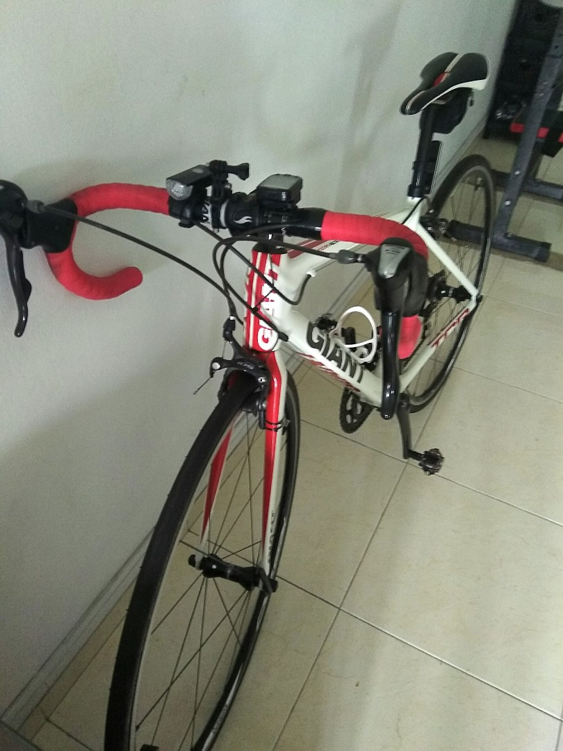 b1ee06c72c Giant TCR Advanced Road Bike, Bicycles & PMDs, Bicycles, Road Bikes ...