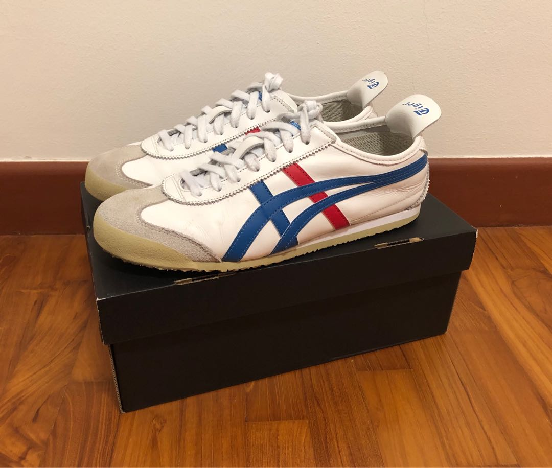 huge selection of 4163d 3edd7 Guaranteed Authentic Like New Asics Onitsuka Tiger Mexico 66 ...