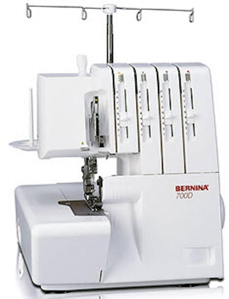 In fashion design? BERNINA 700D surger / overlocker - One of the best quality brand. Available for LIMITED TIME only!