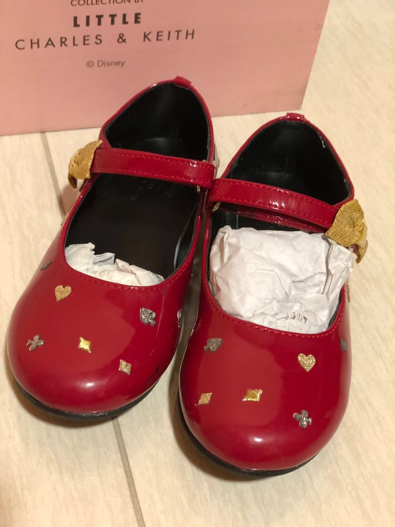 5f97aaa426 Little Red Shoes - Alice In the Wonderland Collection