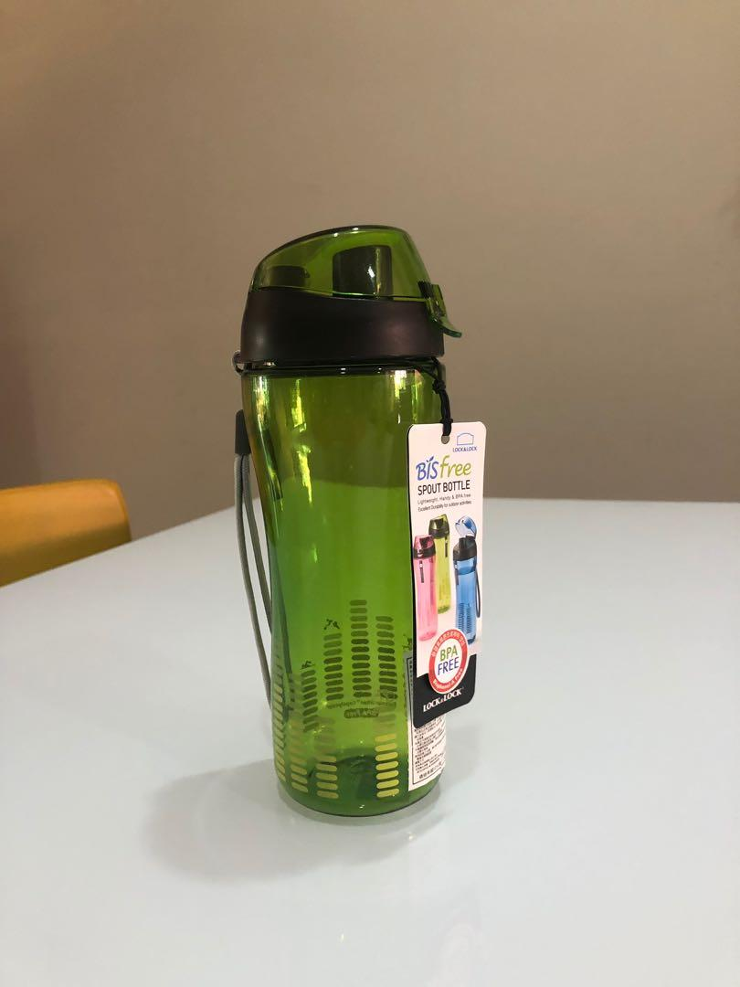 Lock and Lock Water Bottles- different models available