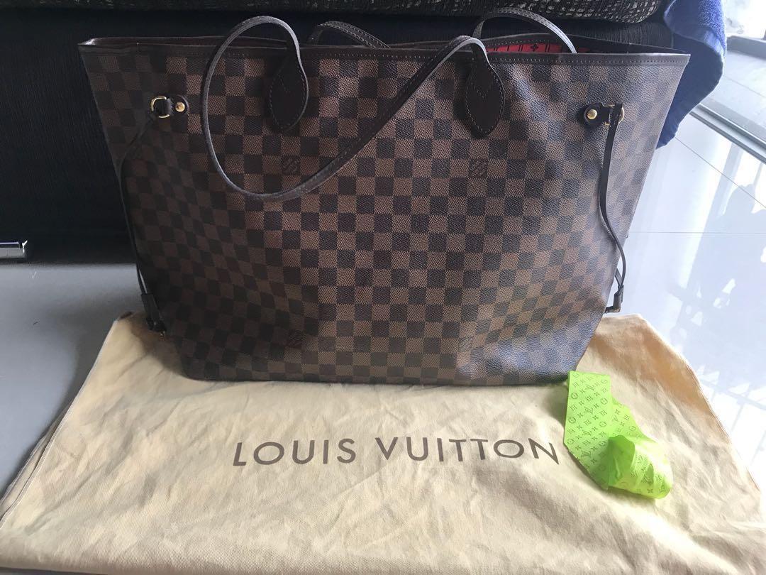 0ab325d735e0 Louis Vuitton Neverfull MM