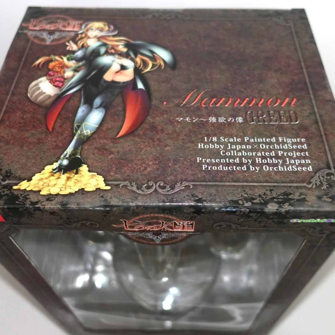 Mammon Seven Deadly Sins Greed Orchid Seed Hobby Japan