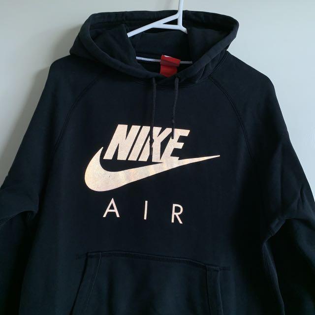 Nike hoodie reflective