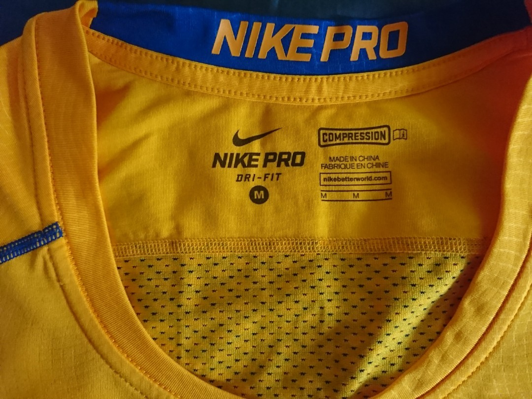 2edc8352f Nike Pro Compression, Sports, Sports Apparel on Carousell