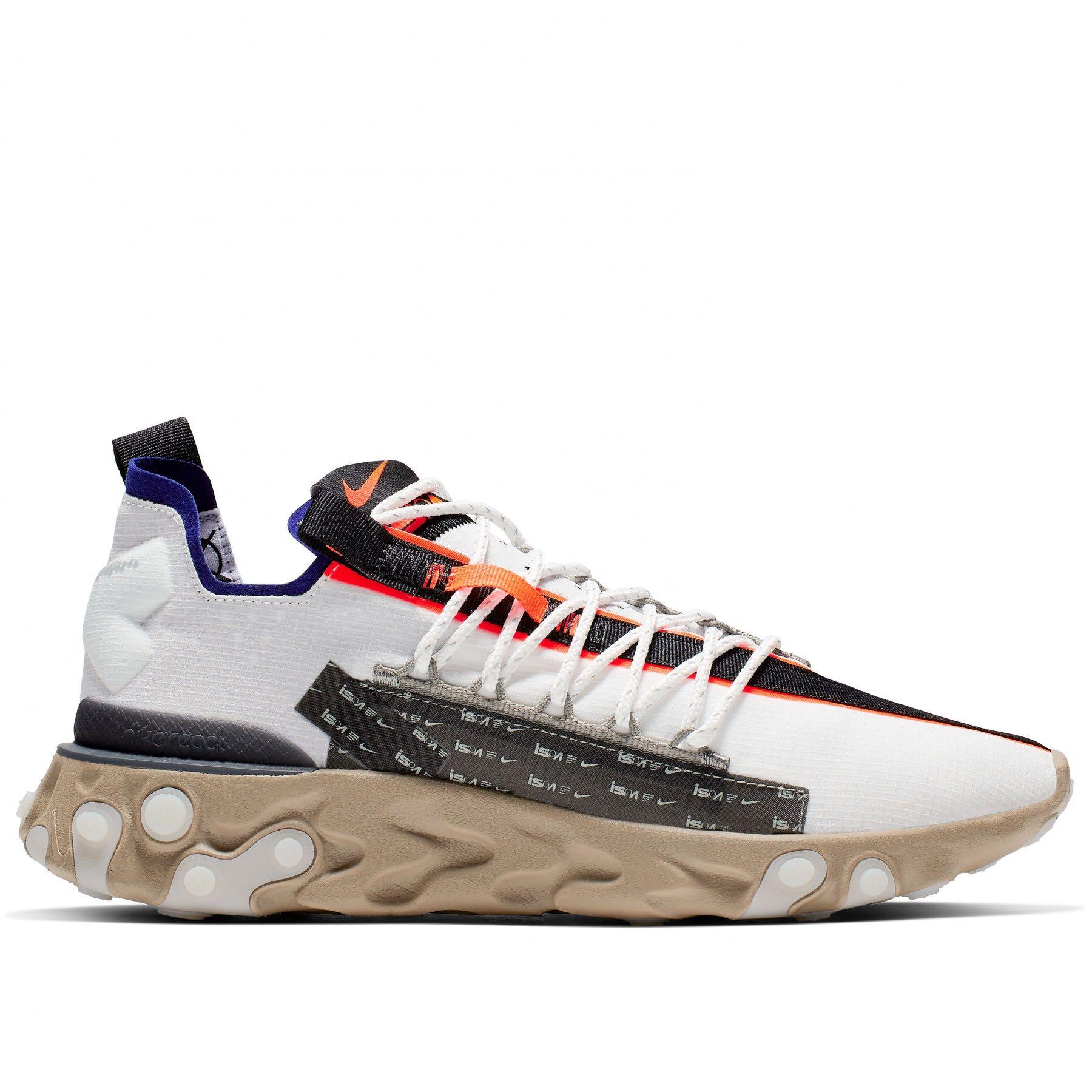 6fa7193f42d Nike React Runner WR ISPA White
