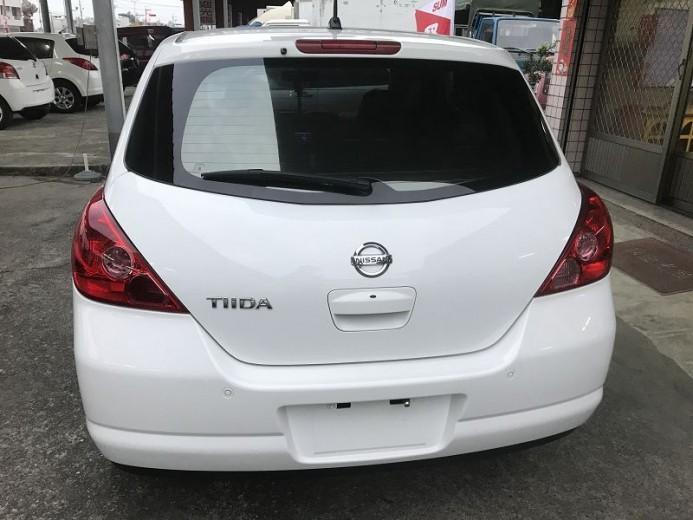品牌車款  :NISSAN TIIDA 5D