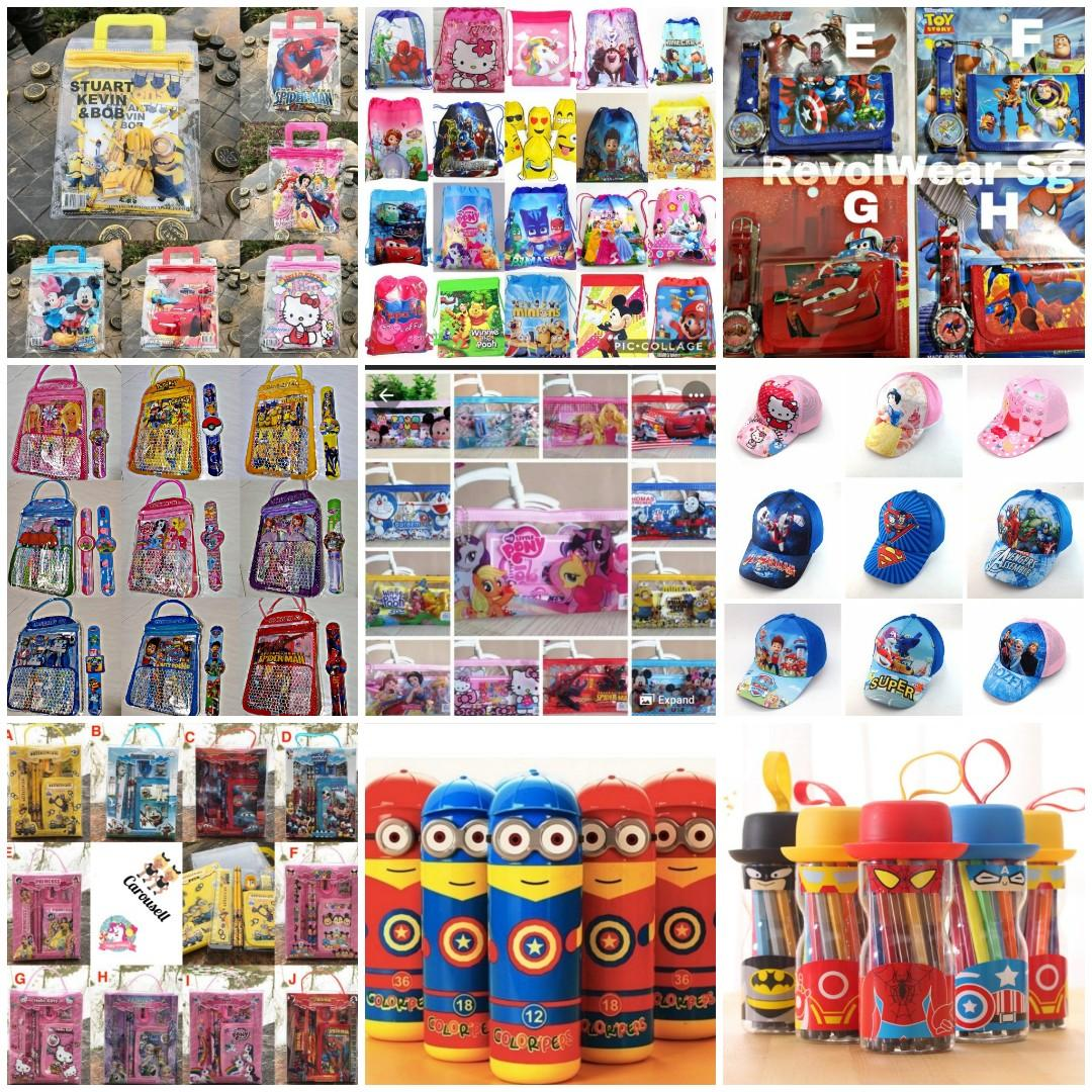 One stop party supplier birthday goodie bag