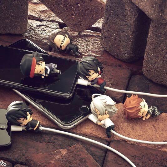 ORDERED) Hypnosis Mic Suyasuya On The Cable Ikebukuro