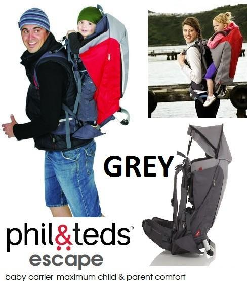 Phil Ted Escape Baby Carrier Baby Hiking Carrier Backpack
