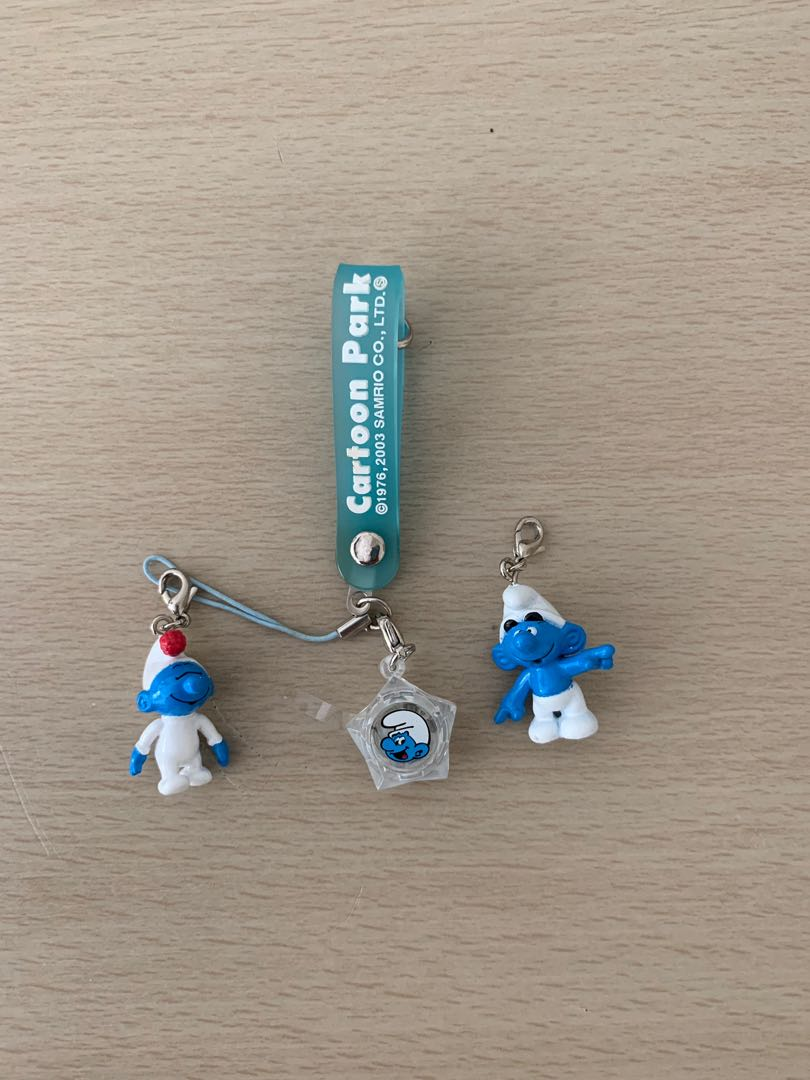 374d16268 Phone accessories - Smurf, Mobile Phones & Tablets, Mobile & Tablet  Accessories, Mobile Accessories on Carousell