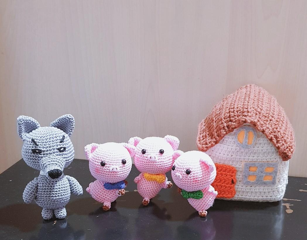 Crochet Wolf Amigurumi Wolf Wolf Plush Crochet Toy Crochet | Etsy | 822x1049