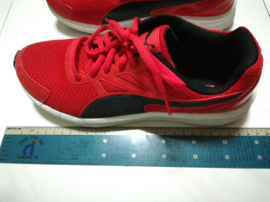 Authentic Puma sneakers ( free normal mail)