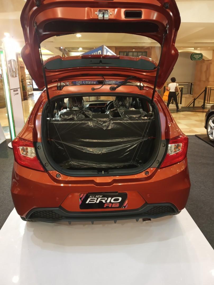 Ready Stock New Brio Dapatkan Promo khusus minggu inu