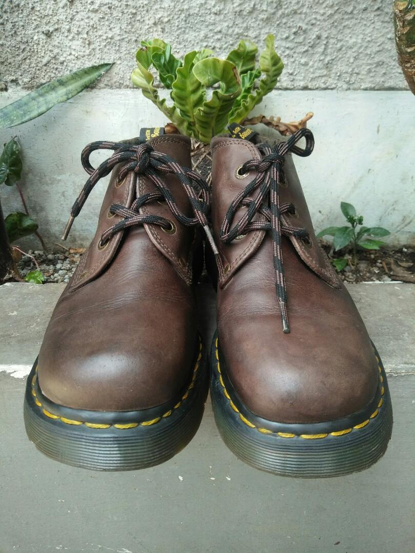 fd9590e2181 Sepatu Boots Dr. Martens 8A67, Men's Fashion, Men's Footwear, Boots ...