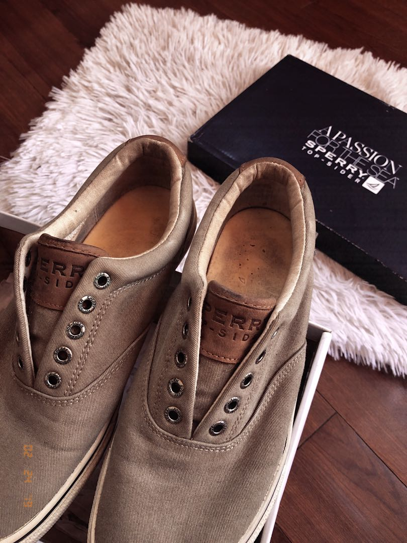 d57f192476 Sperry  A Passion to the Sea Collection Striper CVO Salt washed ...