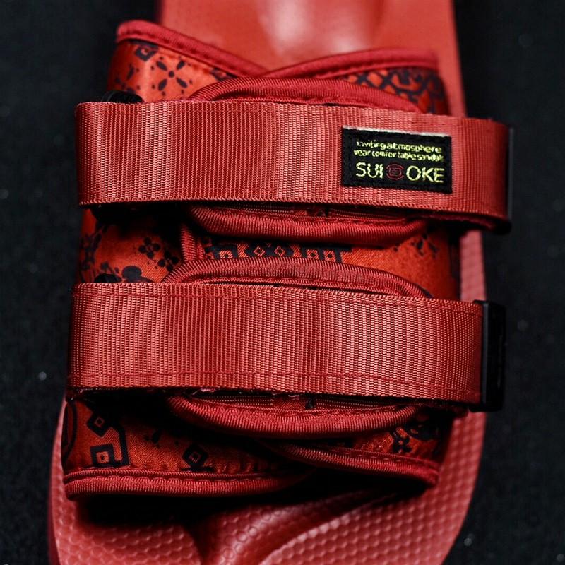ae6ec5899bec Suicoke x Clot Red