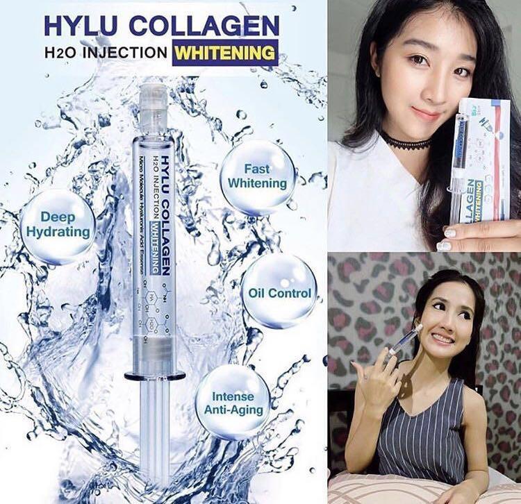 Thailand 100% Authentic BIO SKIN HYLU COLLAGEN SERUM