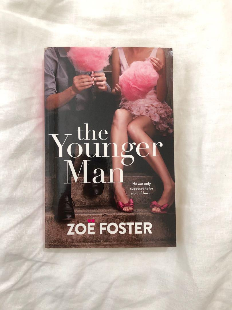 The Younger Man by Zoe Foster Blake