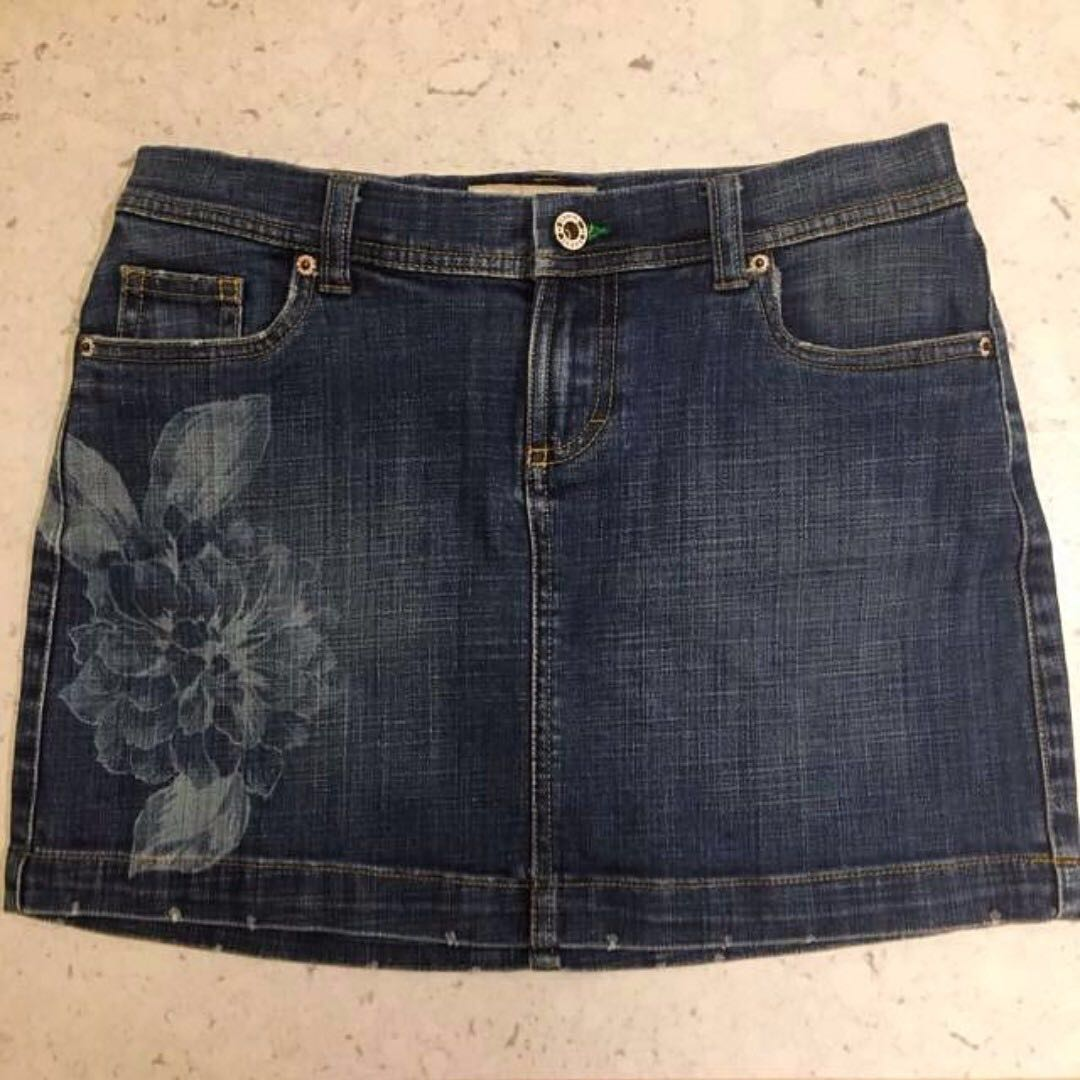 6cc5decce45 Tommy Jeans by Tommy Hilfiger Denim mini skirt