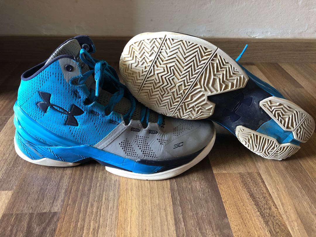 adc61ba371ff Under Armour Steph Curry 2 Basketball Shoes