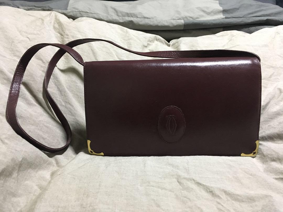 Vintage Cartier Handbag