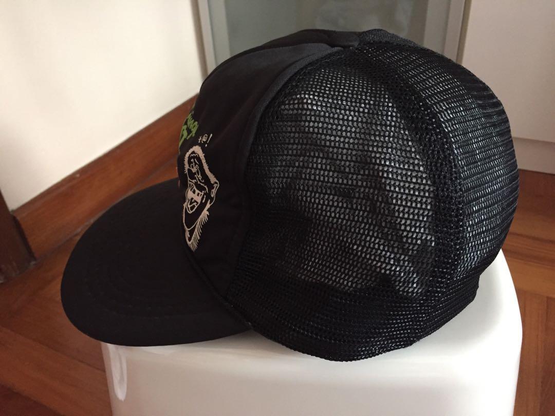 Vintage trucker cap hat