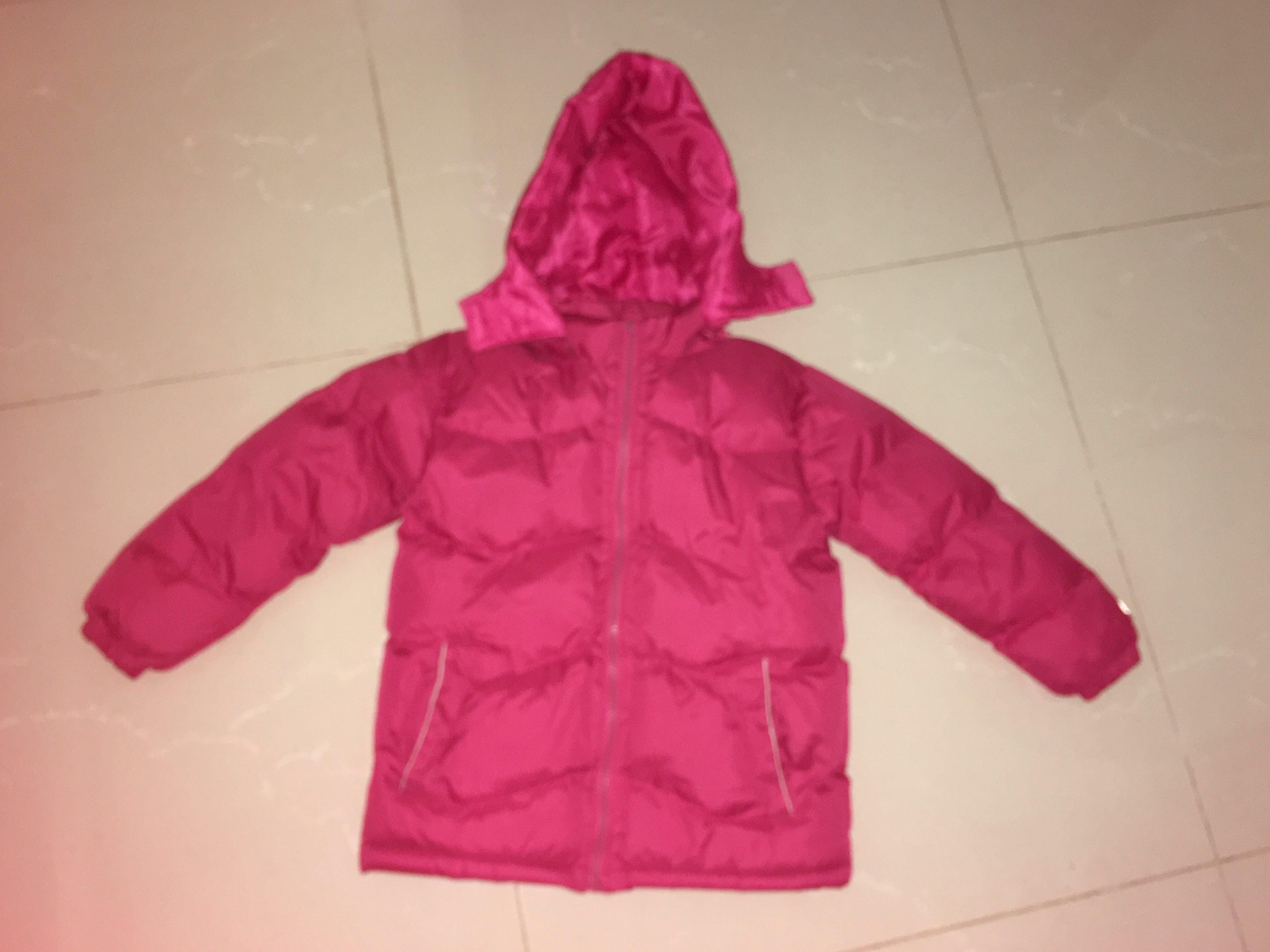 b46097931f76 winter ski jacket very tick for 4 y girl 110 size