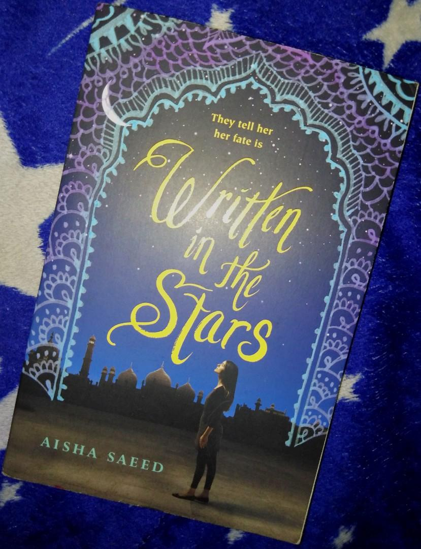 Written in the Stars - Aisha Saeed (Young Adult/General Fiction/Literature)
