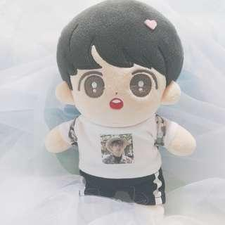 BTS Jungkook 20CM Doll Outfits