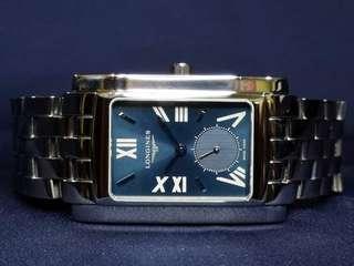 [SOLD] Longines Blue Dial Dolce Vita Quartz Watch