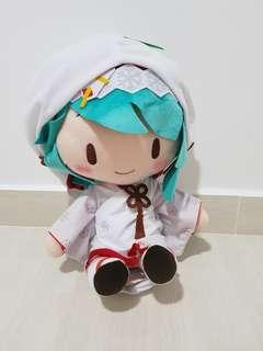 Hatsune miku Snow miku
