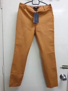 ZARA Pants - Mustard Colour (S)