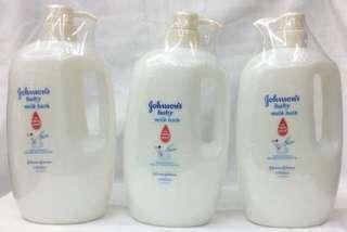 Johnson Baby Milk Bath 1000ml