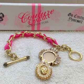 Juicy Couture Solid Perfume Bracelet