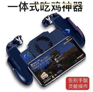 🚚 Cooling Fan PUBG Gamepad Phone Controller