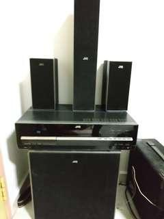 Jvc home theatre system