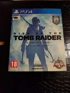 rise of tomb raider(英文)