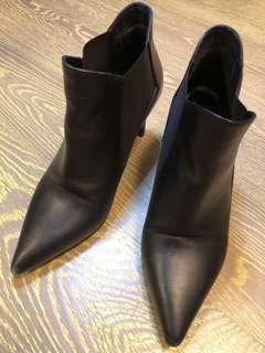 YSL Saint Laurent women shoes (with bag)